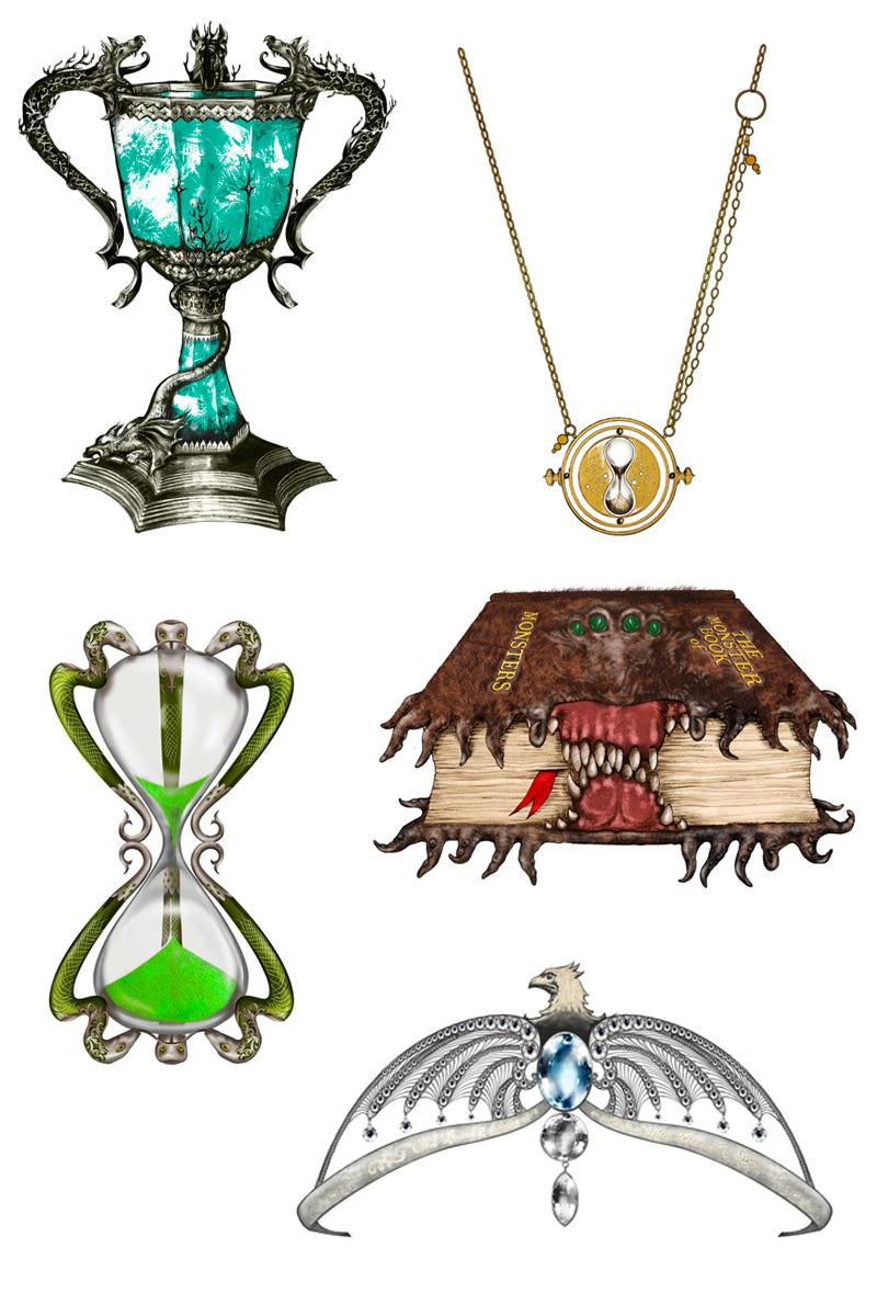 MinaLima concept artwork