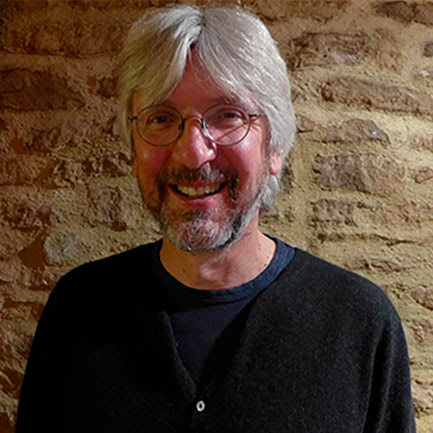 Composer Nicholas Hooper