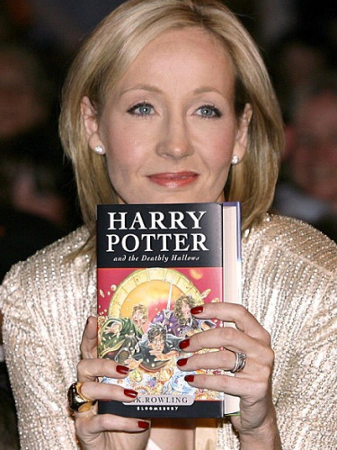 J.K. Rowling answered questions from our open letter back in 2007