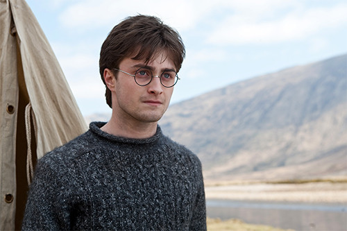 We talk to Dan Radcliffe about his role in Deathly Hallows