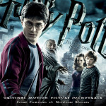 Harry Potter and the Half-Blood Prince soundtrack cover artwork