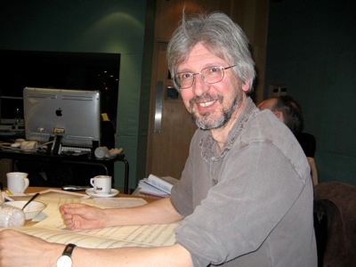 Nicholas Hooper scored Order of the Phoenix and Half-Blood Prince