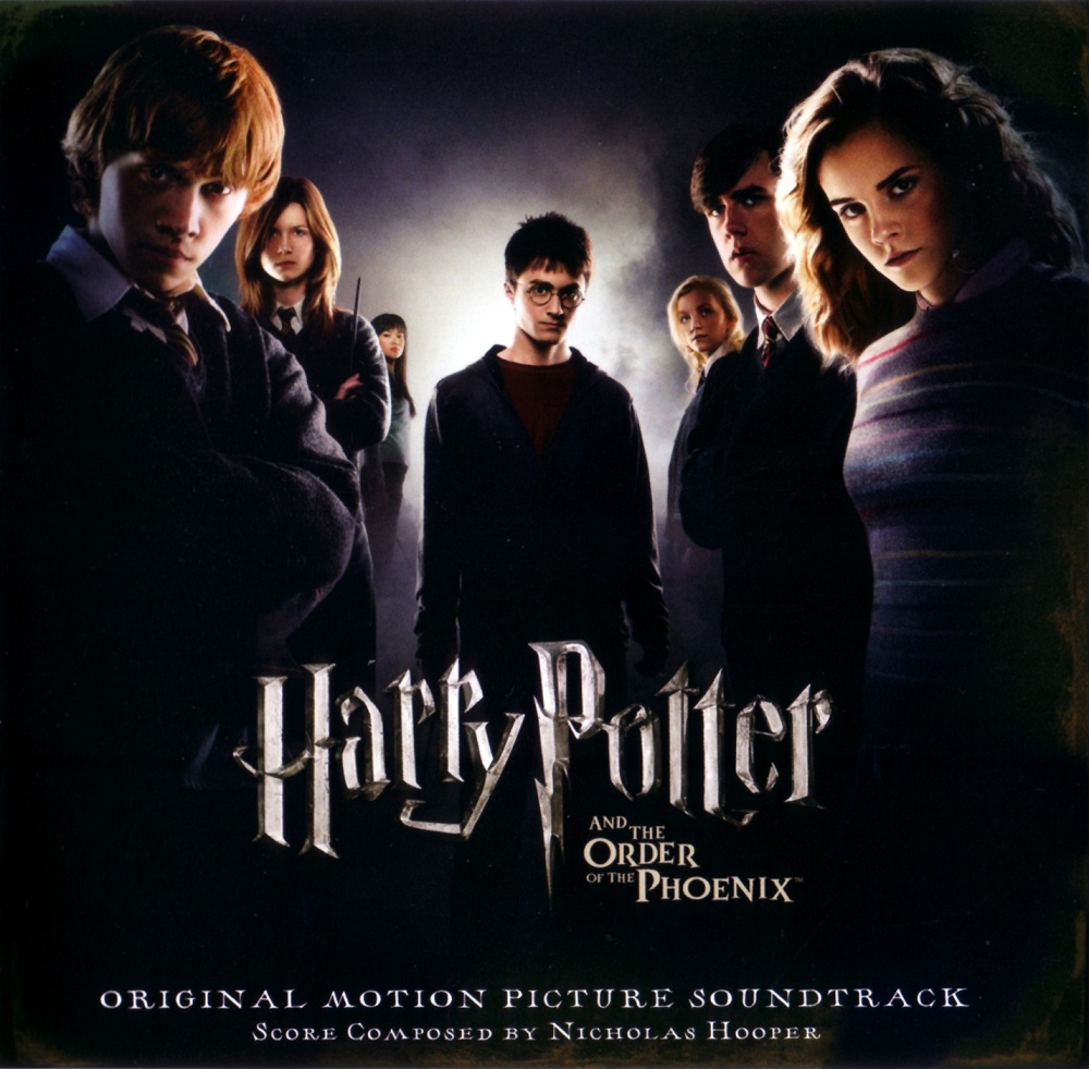 Nicholas Hooper's Order Of The Phoenix Soundtrack