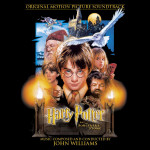 Harry Potter and the Philosopher's Stone soundtrack cover artwork