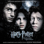 Harry Potter and the Prisoner of Azkaban soundtrack cover artwork