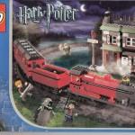 Motorized Hogwarts Express (10132)