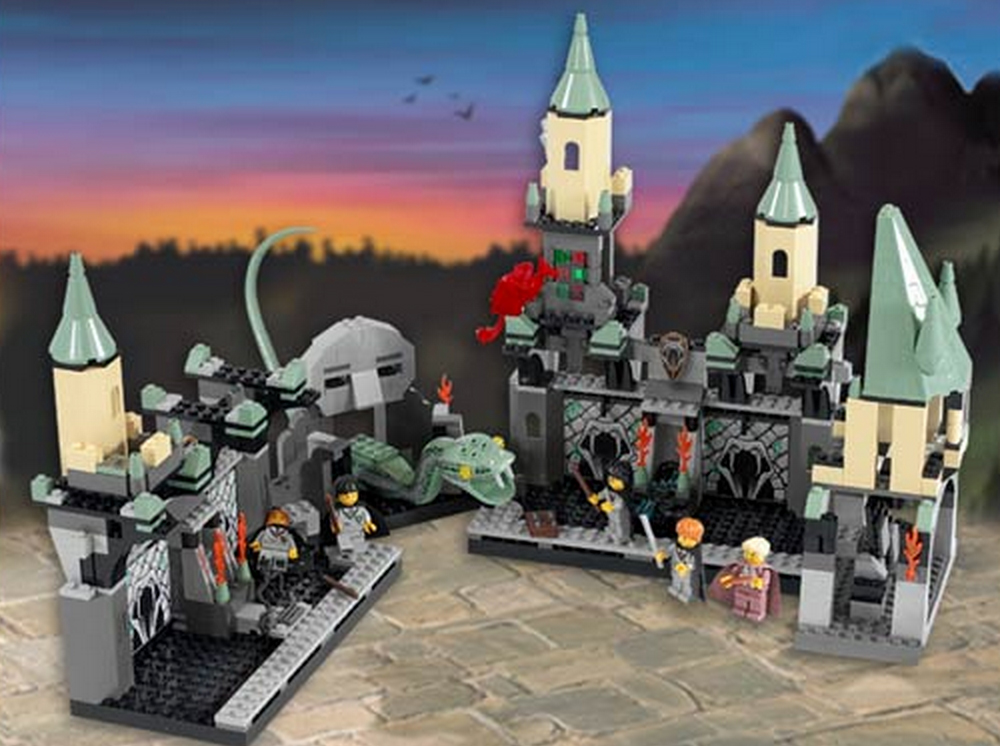 The Chamber of Secrets (4730) (Image: Brickset.com)
