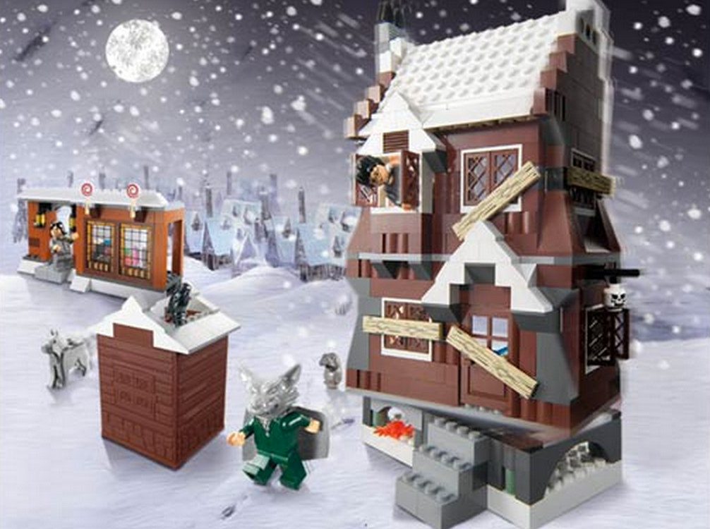 Shrieking Shack (4756) (Image: Brickset.com)