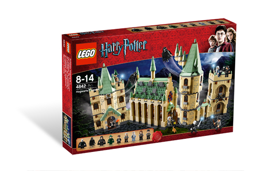 Harry Potter Lego Hogwarts Castle 4709 Instructions All About