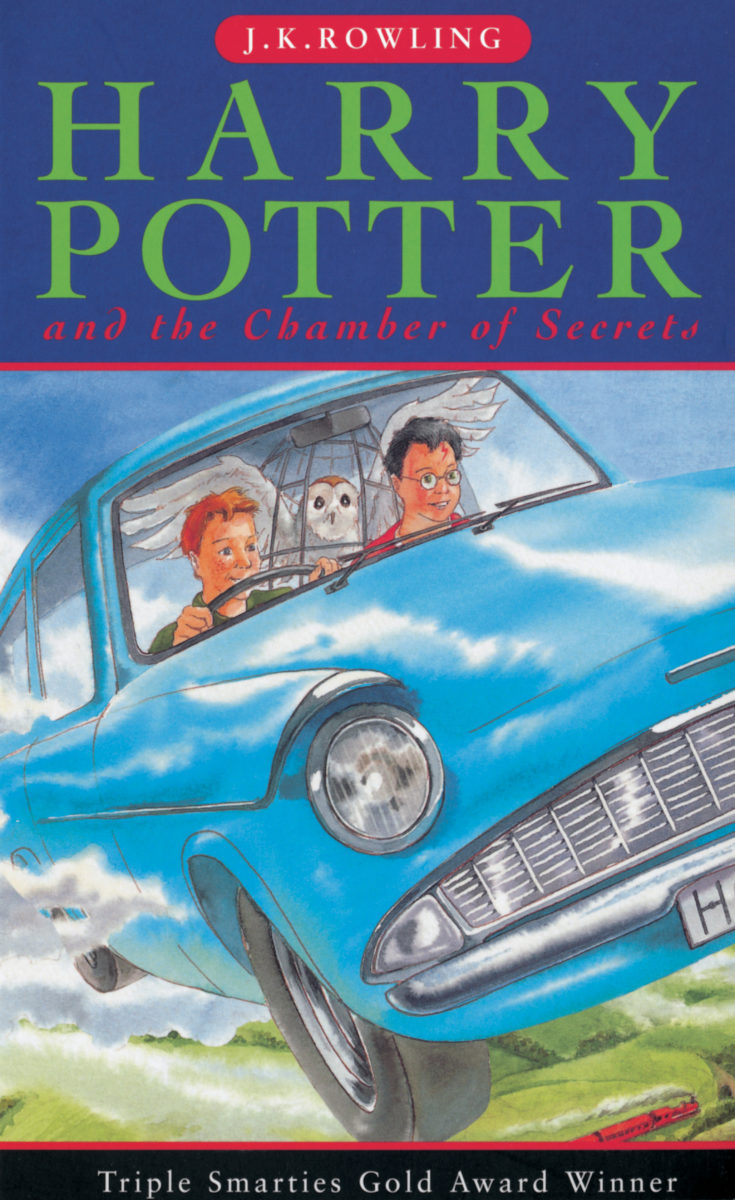 Book Cover Art Zone ~ Book harry potter and the chamber of secrets cover art