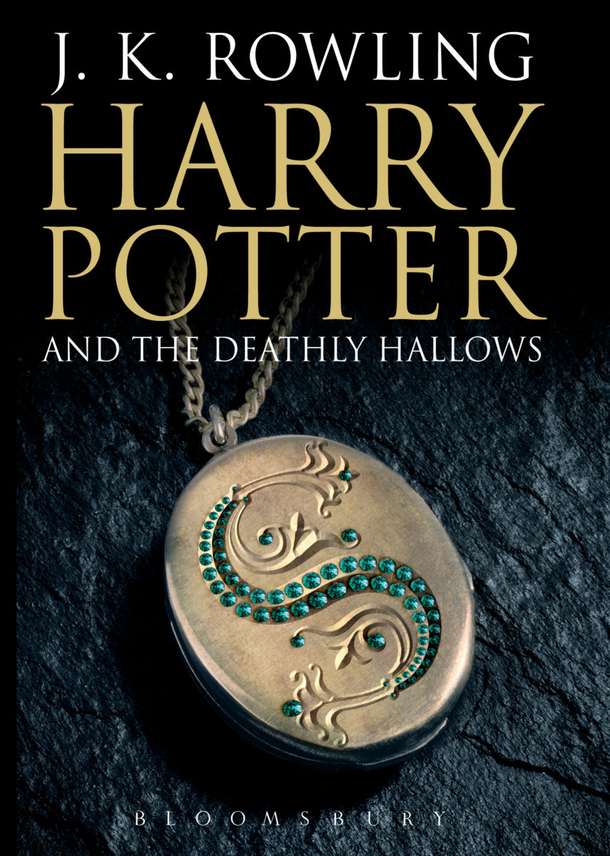 Harry Potter Book Covers Uk Vs Us : Deathly hallows adult edition — harry potter fan zone