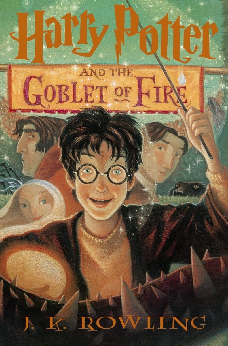 Harry Potter Book Goblet Of Fire ~ Amalgamation harry potter a global phenomenon