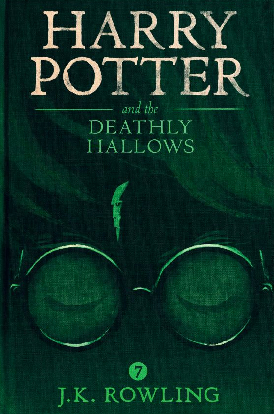 Book Cover Art Zone : Deathly hallows olly moss ebook cover — harry potter fan zone