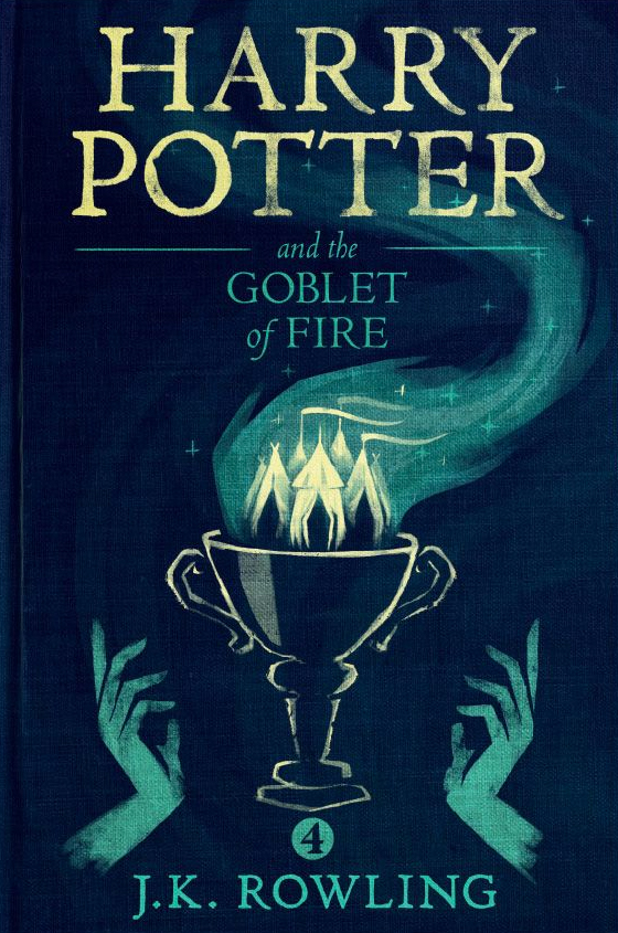 Kindle Book Cover Art : Goblet of fire olly moss ebook cover — harry potter fan zone