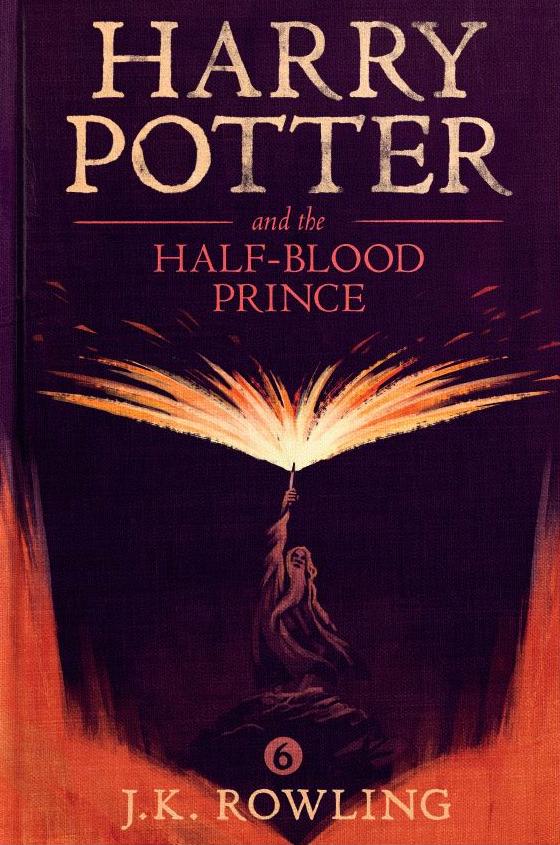 Harry Potter Book Cover Half Blood Prince ~ Half blood prince olly moss ebook cover — harry potter fan