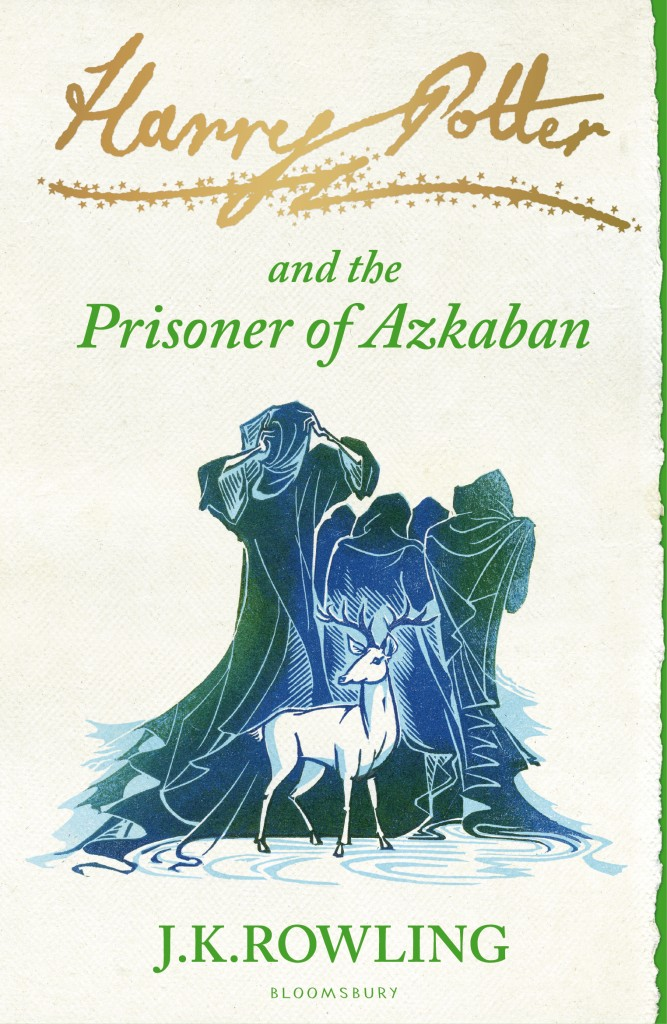 Harry Potter Book Cover Drawing : Prisoner of azkaban signature edition — harry potter fan zone