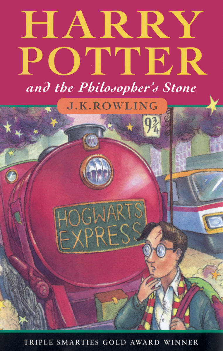 Book report of harry potter and the philosopher's stone