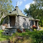 See Hagrid's Hut at the Wizarding World of Harry Potter