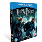 Deathly Hallows: Part 1 Blu-ray