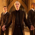 Draco, Goyle and Zabini in 'Deathly Hallows: Part 2'