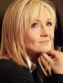 Harry Potter author J.K. Rowling