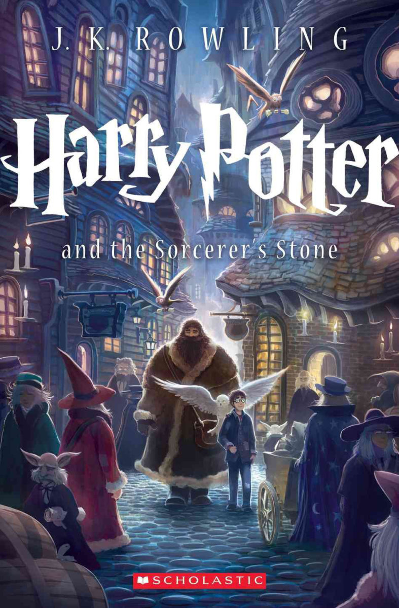 Book Cover Art Zone ~ Philosopher s stone book — harry potter fan zone