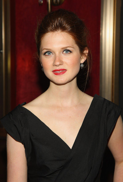 Bonnie Wright spent ten years playing Ginny Weasley