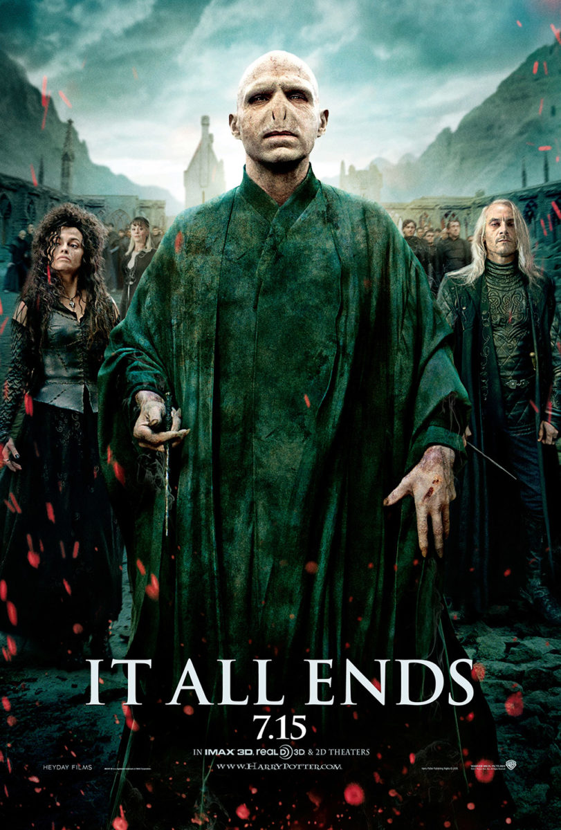 Harry Potter and the Deathly Hallows: Part 2 'It All Ends ...