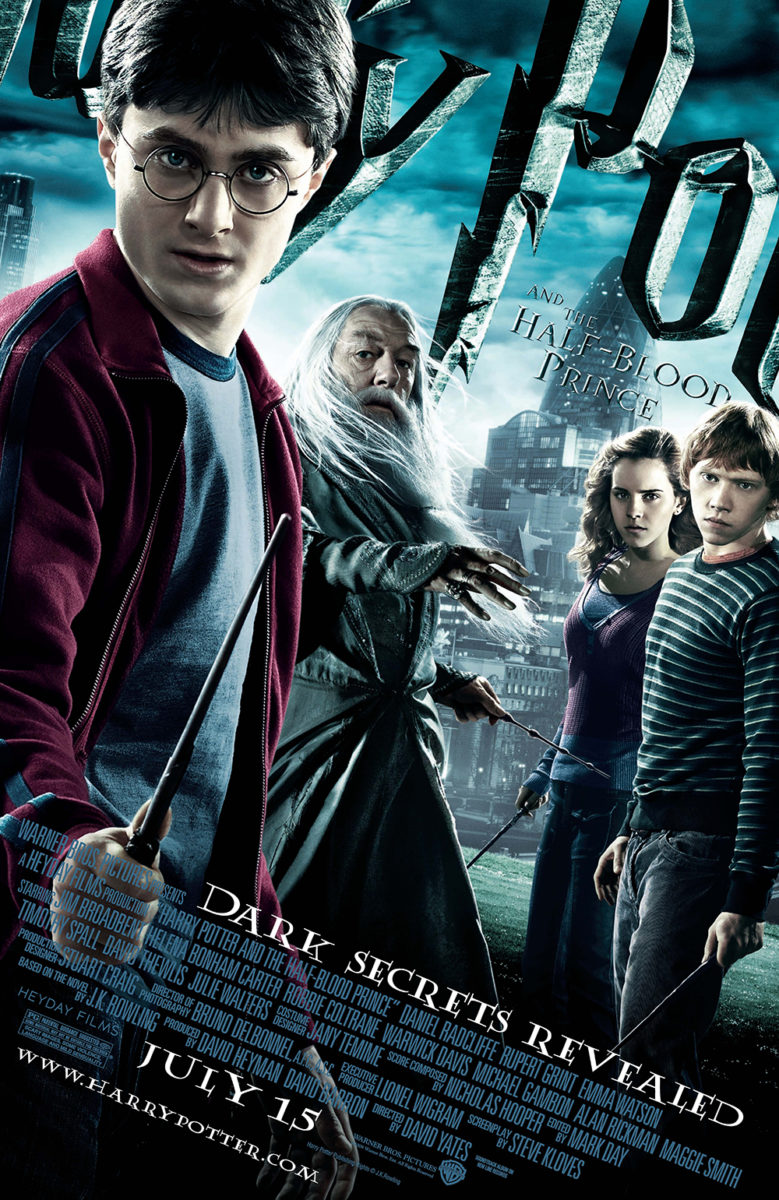 Harry Potter and the Prince Movie