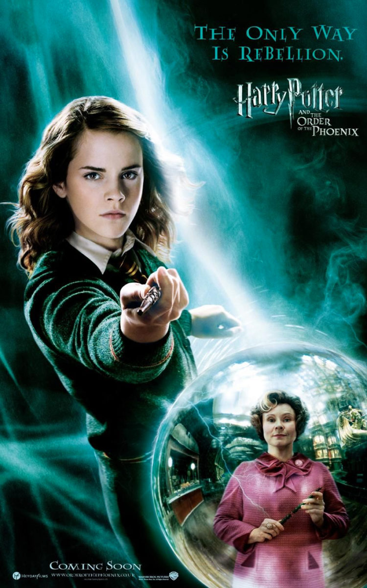 Harry potter and the order of the phoenix hermione poster - Hermione granger harry potter and the order of the phoenix ...