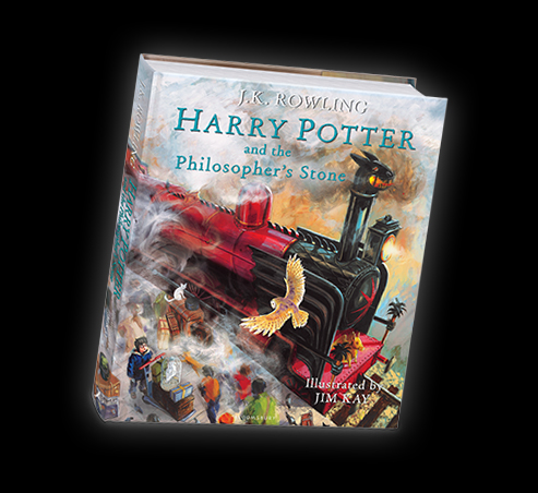 Philosopher's Stone illustrated edition