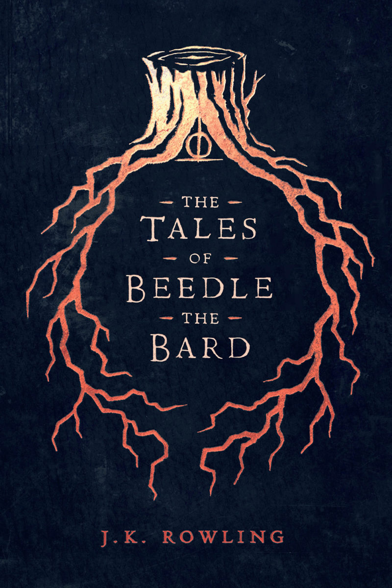 The Tales of Beedle the Bard Olly Moss cover eBook — Harry ...