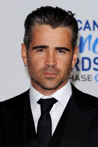 Colin Farrell will play a wizard named 'Graves' in Fantastic Beasts and Where to Find Them