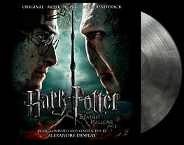 'Deathly Hallows: Part 2' will be released on vinyl