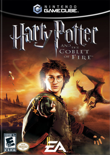 Goblet of Fire video game