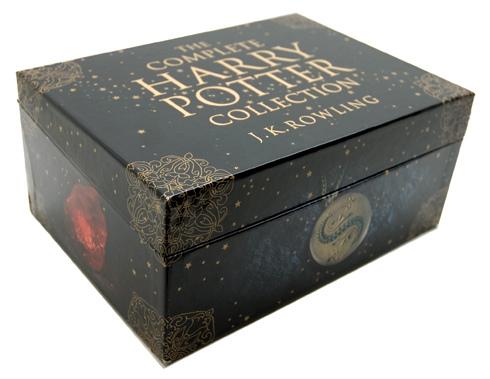 Harry potter boxed set adult