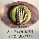 At Flourish and Blotts