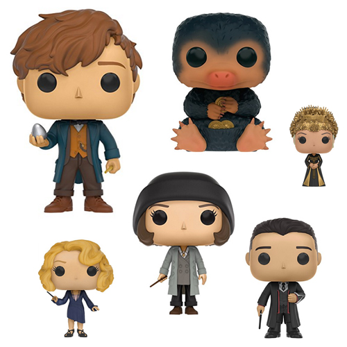'Fantastic Beasts' FUNKO Pop toys