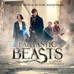 'Fantastic Beasts and Where to Find Them' soundtrack artwork