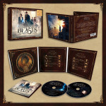 'Fantastic Beasts and Where to Find Them' soundtrack pack