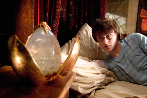 'Goblet of Fire' golden egg