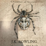 Spiders on the title page