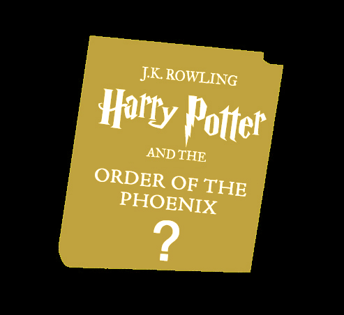 Order of the Phoenix illustrated edition