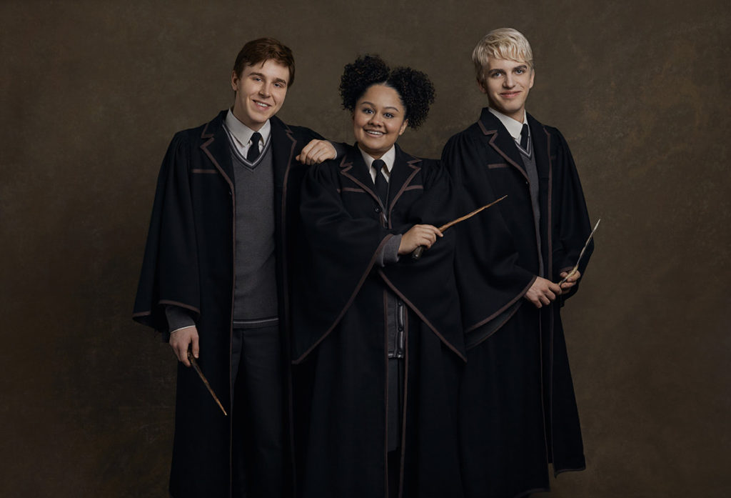 About Us Icon >> Albus, Rose and Scorpius — Harry Potter Fan Zone